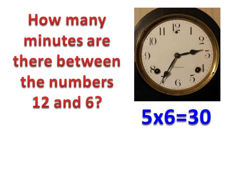 5x6=30