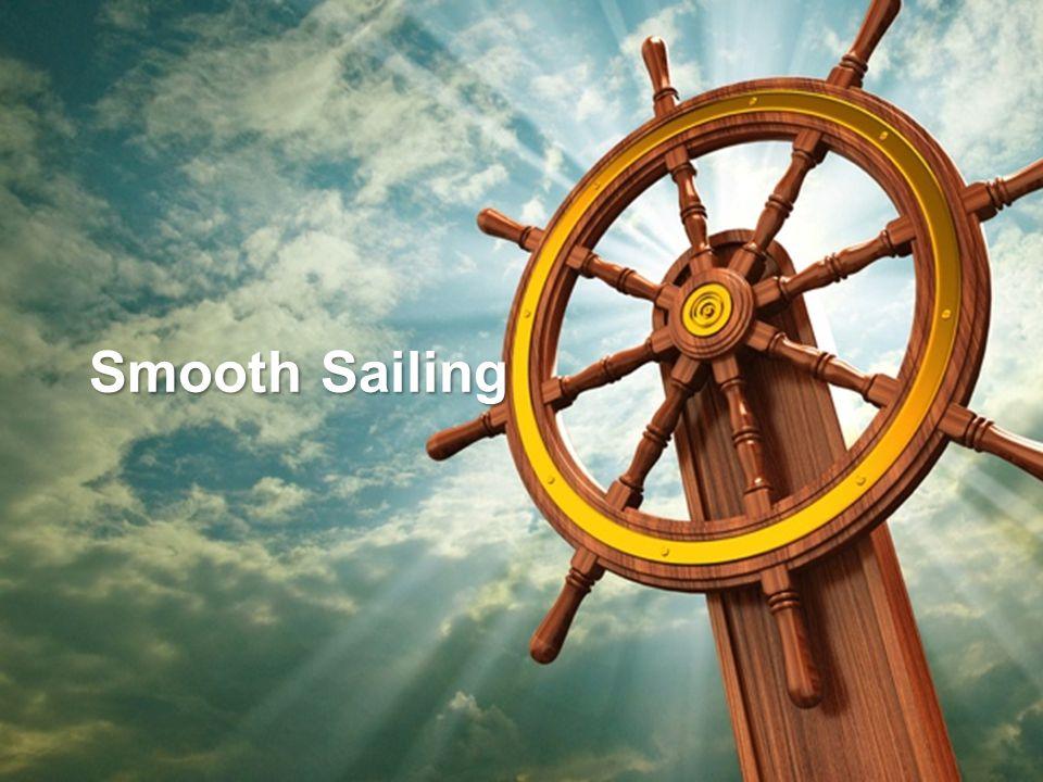 29 3/25/12 Smooth Sailing