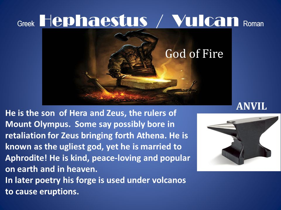 Greek Ares / Mars Roman VULTURE God of War and Son of Zeus and Hera, Ares is hated by his parents.