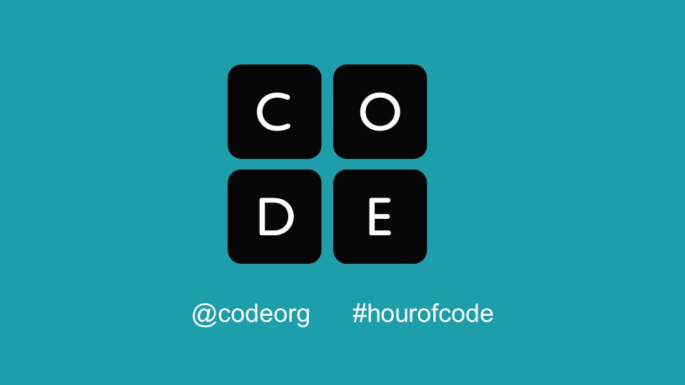 @codeorg #hourofcode