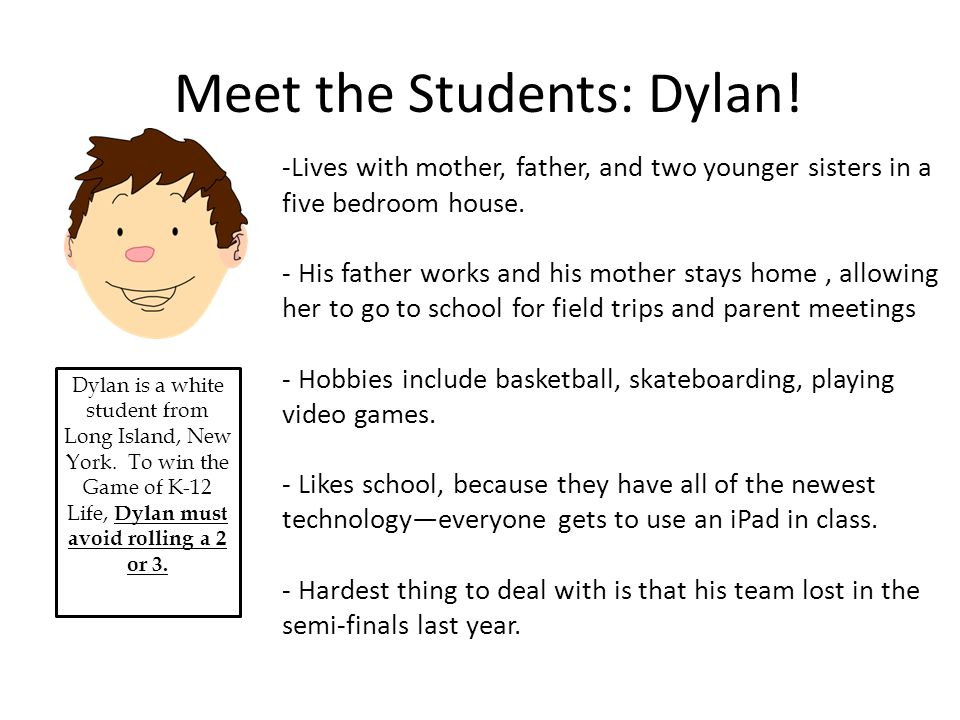 Meet the Students: Christopher.
