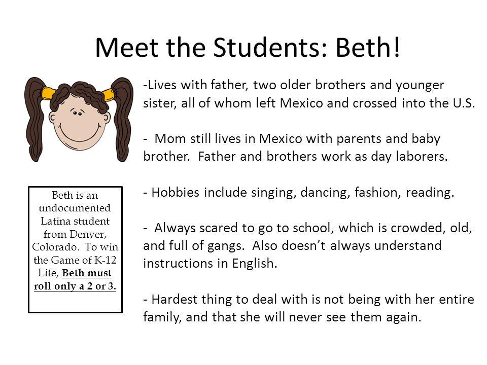Meet the Students: Lisa.