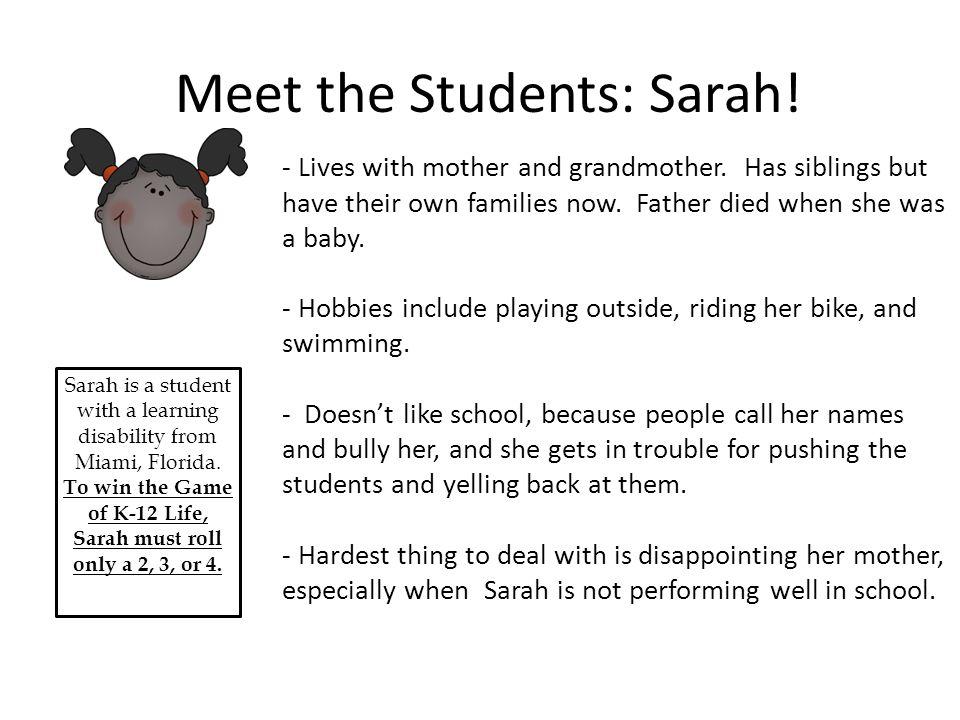 Meet the Students: Ayden.