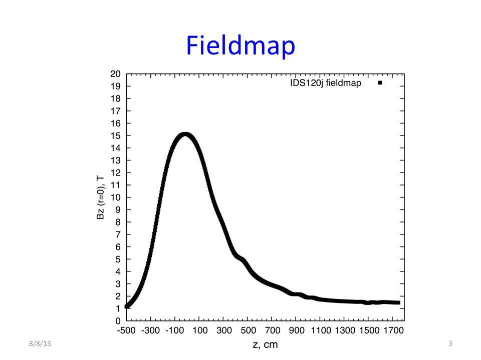 Fieldmap 8/8/133