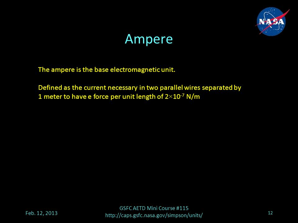 Ampere Feb.