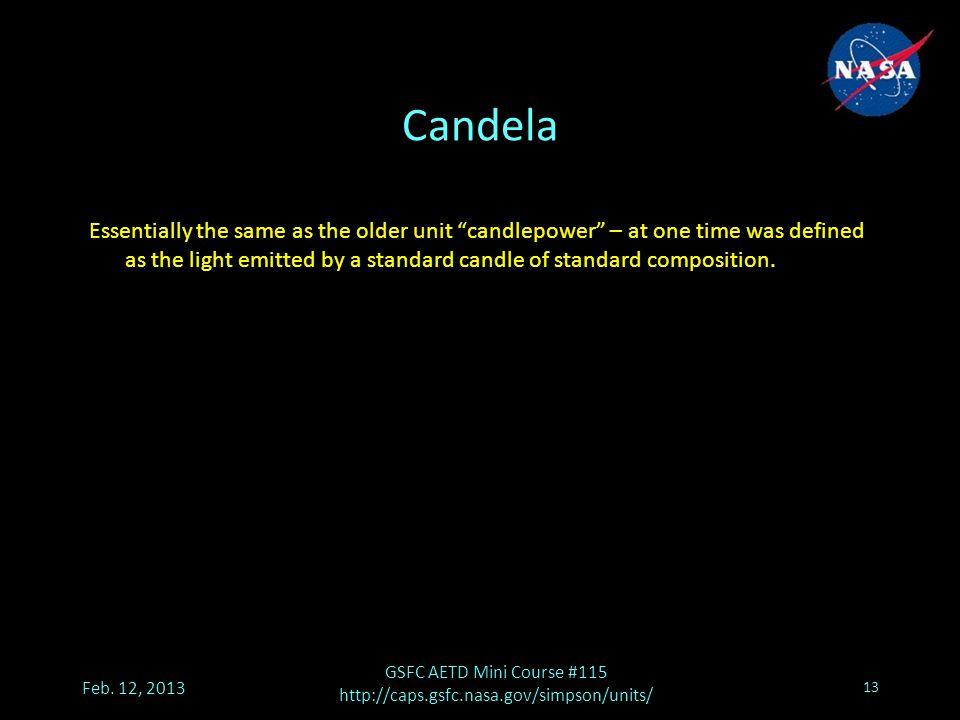 Candela Feb.