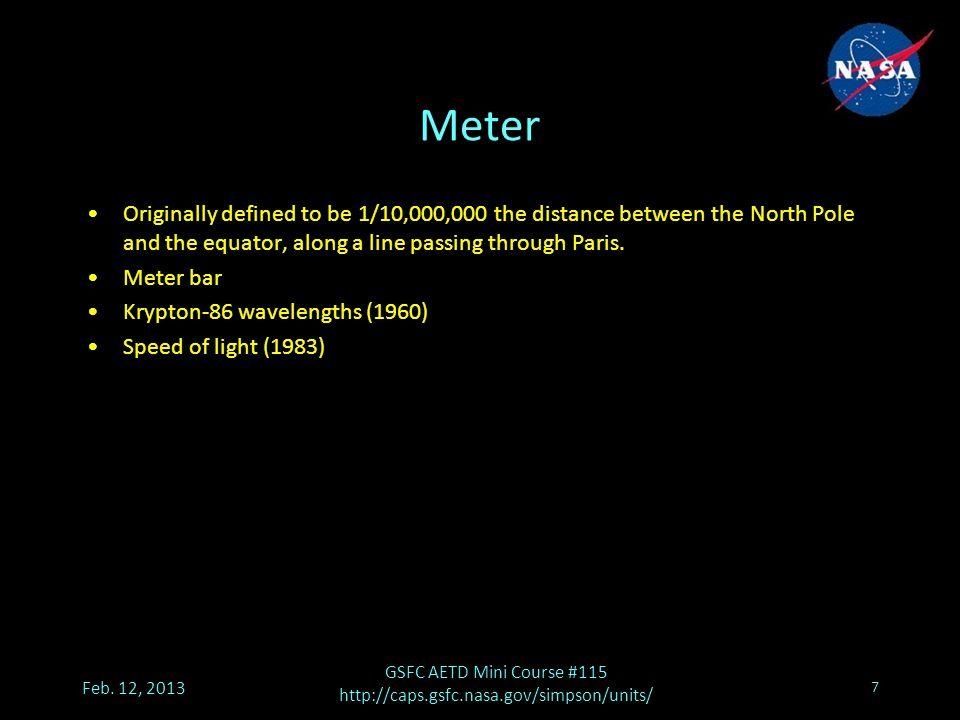 Meter Feb.