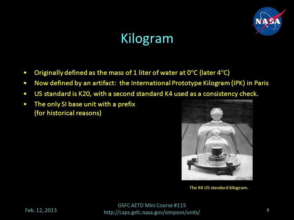 Kilogram Feb.