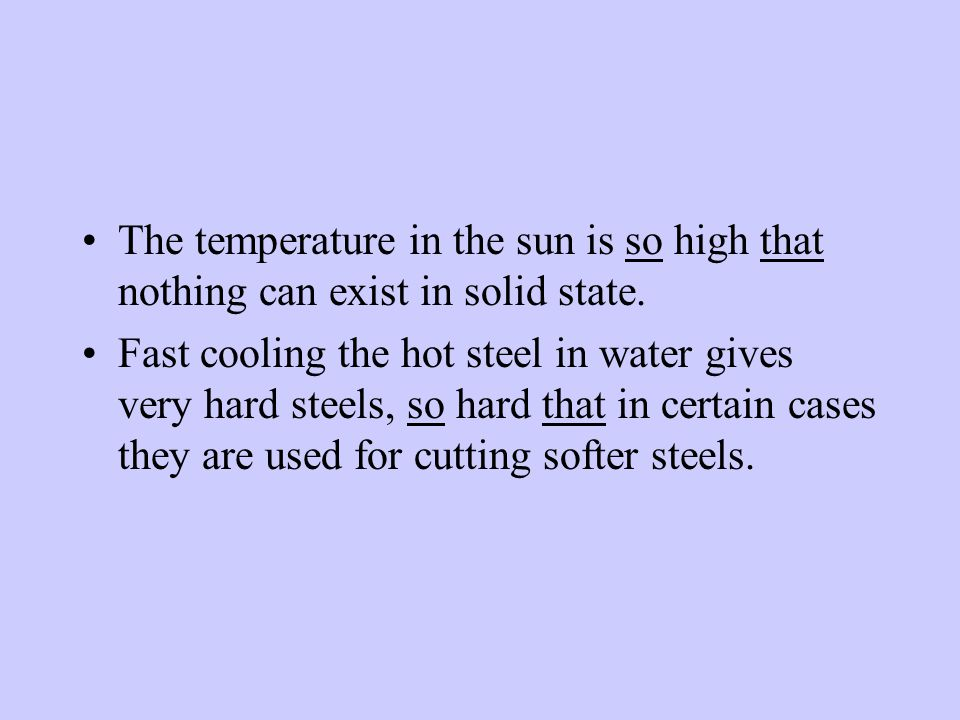 The temperature in the sun is so high that nothing can exist in solid state.