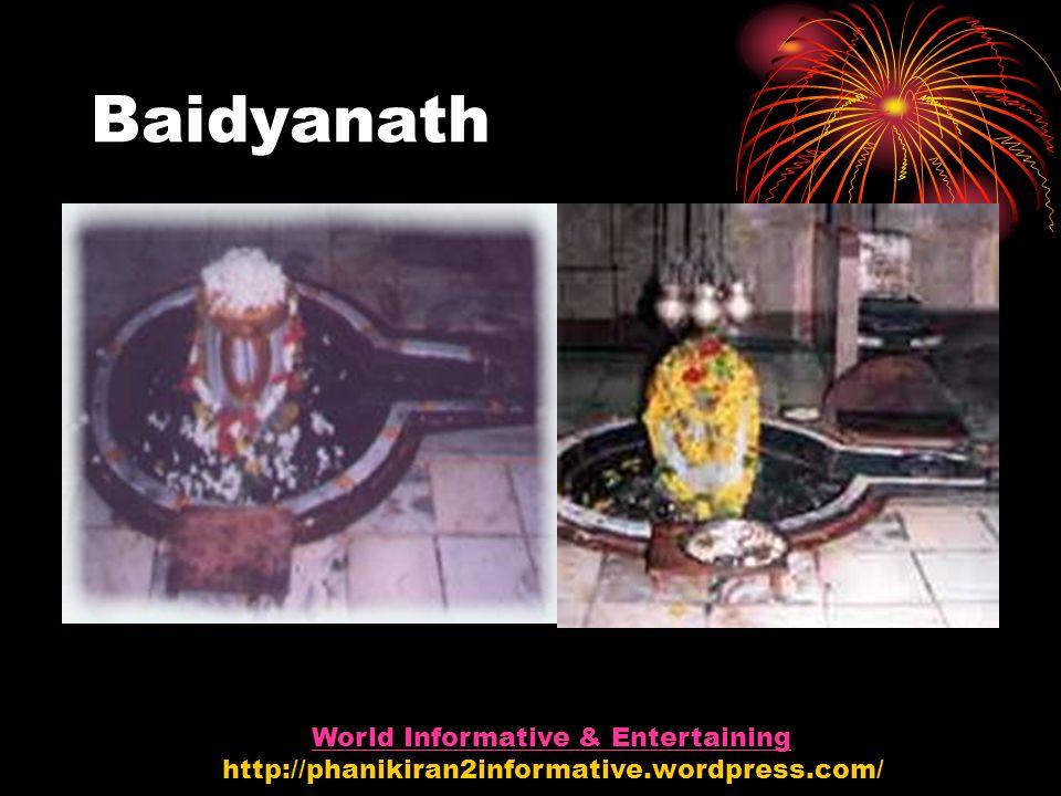 Baidyanath World Informative & Entertaining http://phanikiran2informative.wordpress.com/