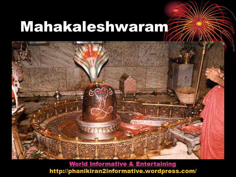 Mahakaleshwaram World Informative & Entertaining http://phanikiran2informative.wordpress.com/