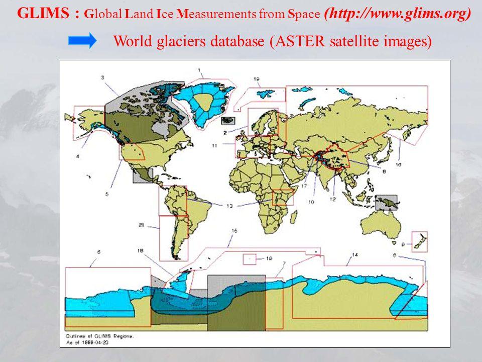 Glacier Inventory at regional scale (Optical satellite images) Mer de Glace 26.09.2000 © Spot Image 8th Circumpolar Symposium on Remote Sensing of Polar Environments - June 8 -12, 2004 Chamonix, France © Landsat ETM7 – 30.07.2001 Géant Leschaux Talèfre Chamonix