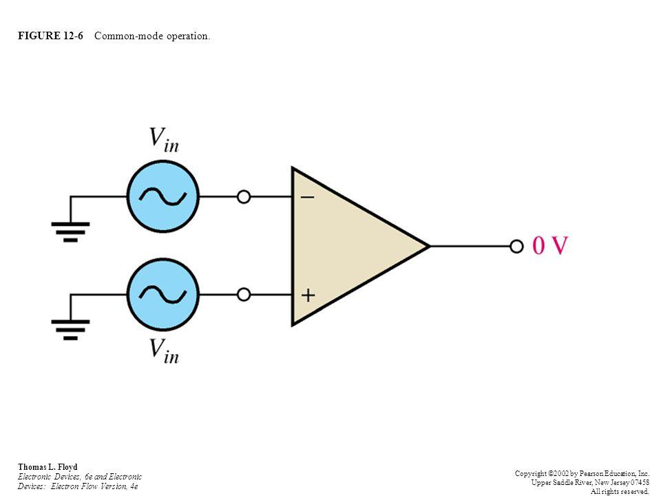 FIGURE 12-37 RC lag circuit.Thomas L.