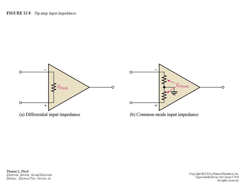 FIGURE 12-39 Output voltage lags input voltage.Thomas L.