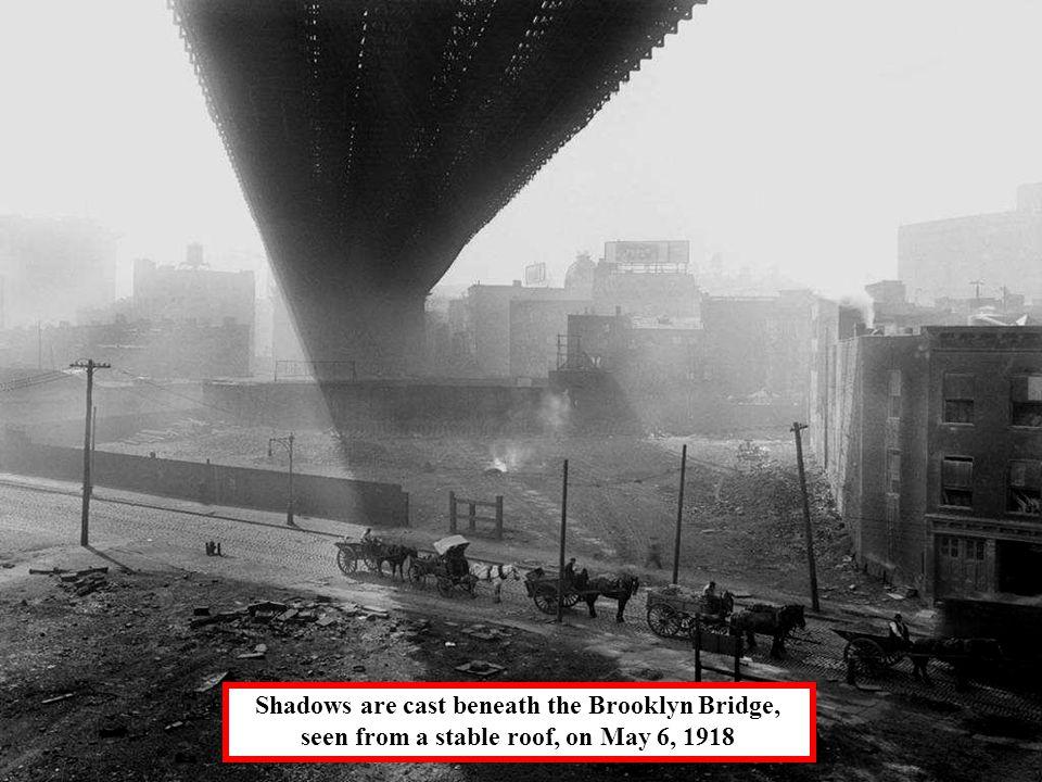 Meeker Avenue Bridge under construction, looking south, showing Brooklyn approach, on June 29, 1939