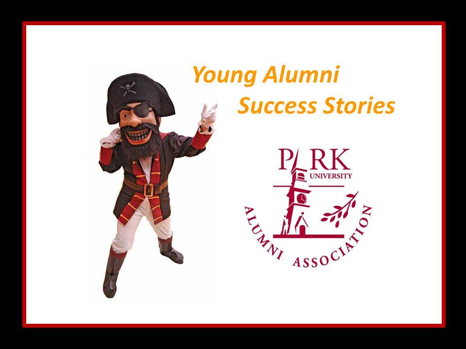 Young Alumni Success Stories