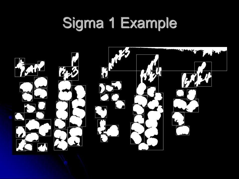 Sigma 1 Example
