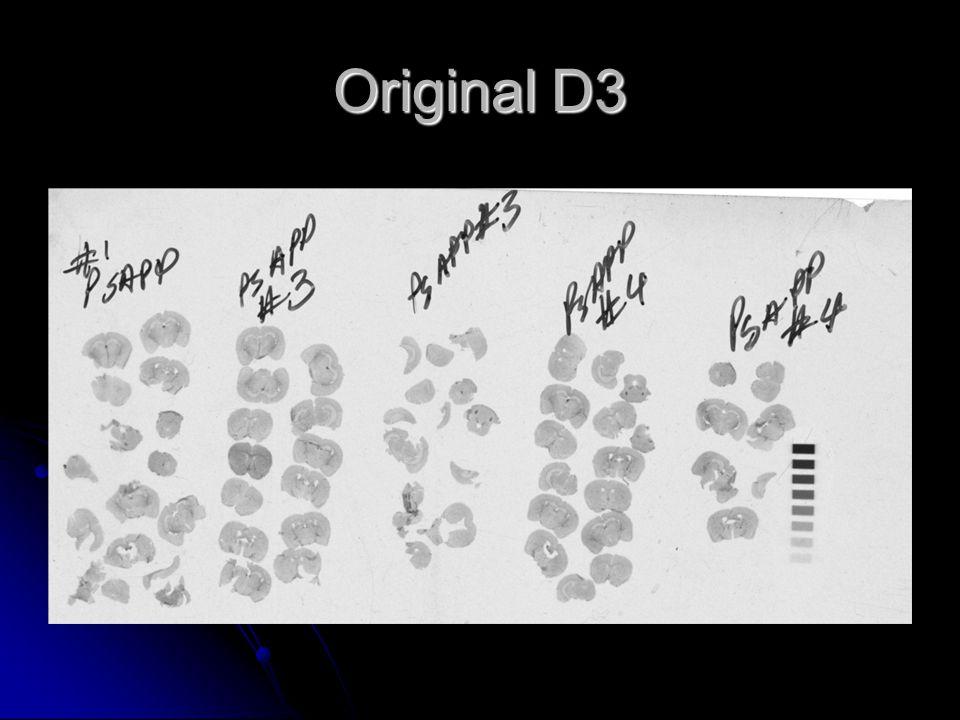 Original D3