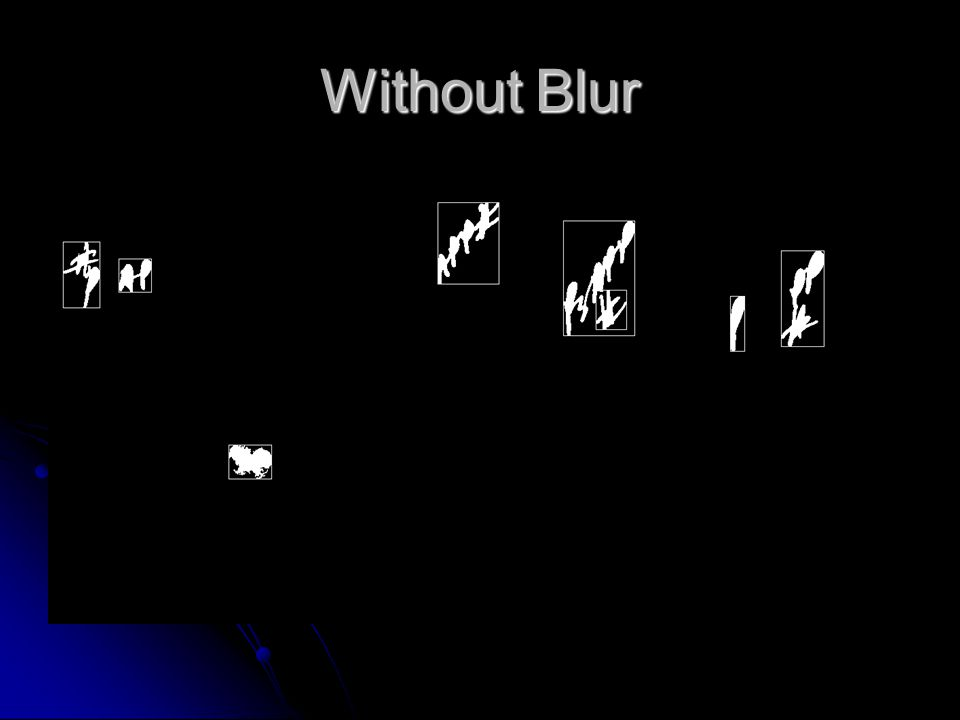 Without Blur