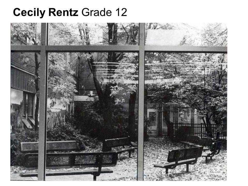 Cecily Rentz Grade 12