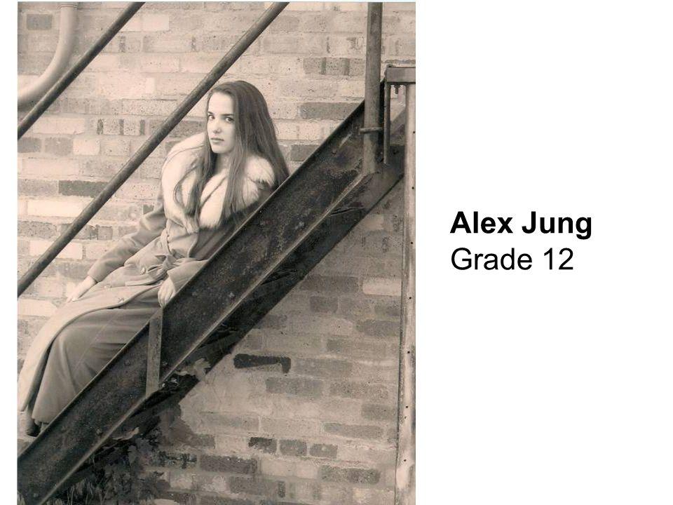 Alex Jung Grade 12