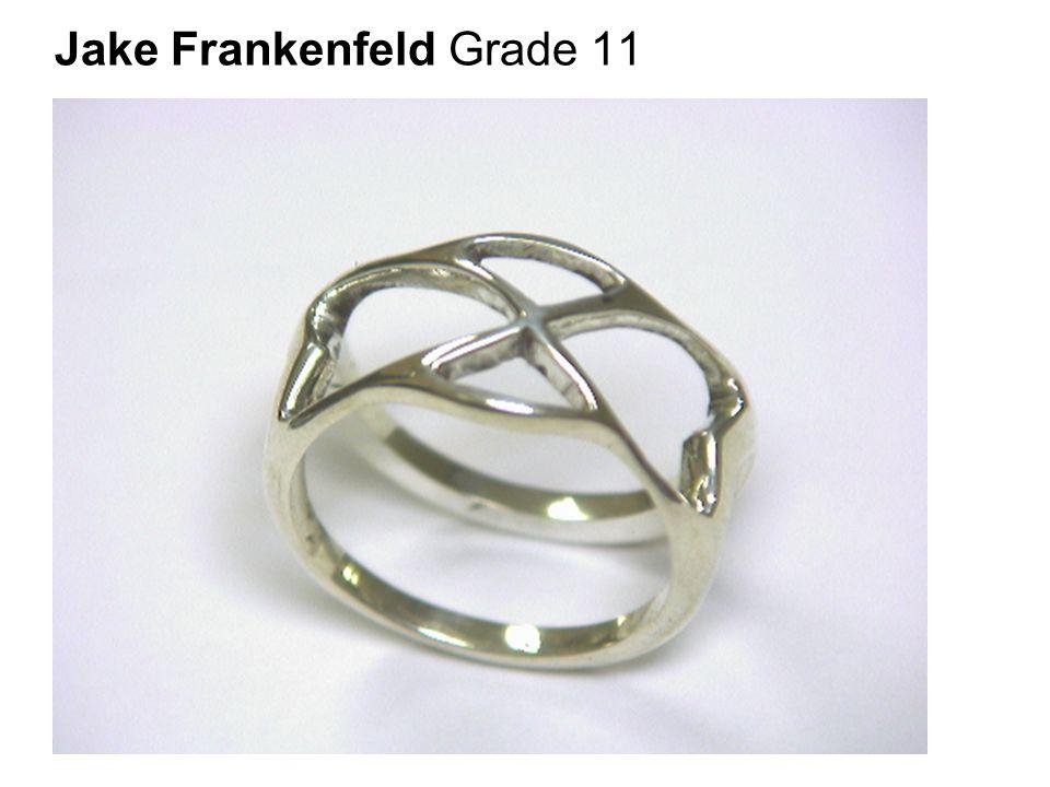 Jake Frankenfeld Grade 11