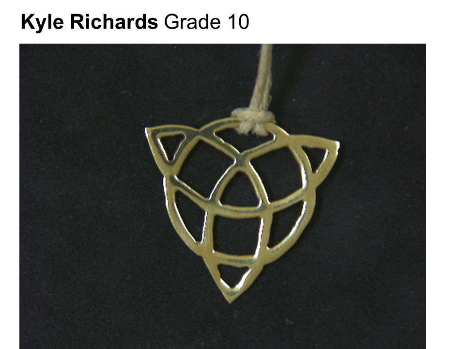 Kyle Richards Grade 10