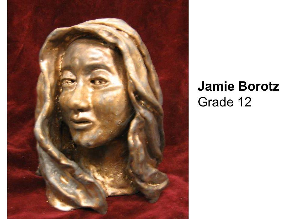 Jamie Borotz Grade 12