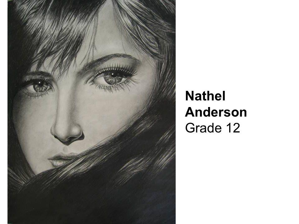 Nathel Anderson Grade 12