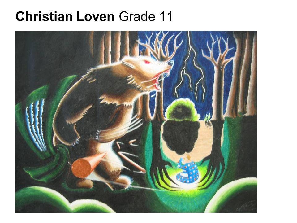 Christian Loven Grade 11