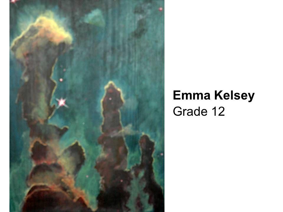 Emma Kelsey Grade 12