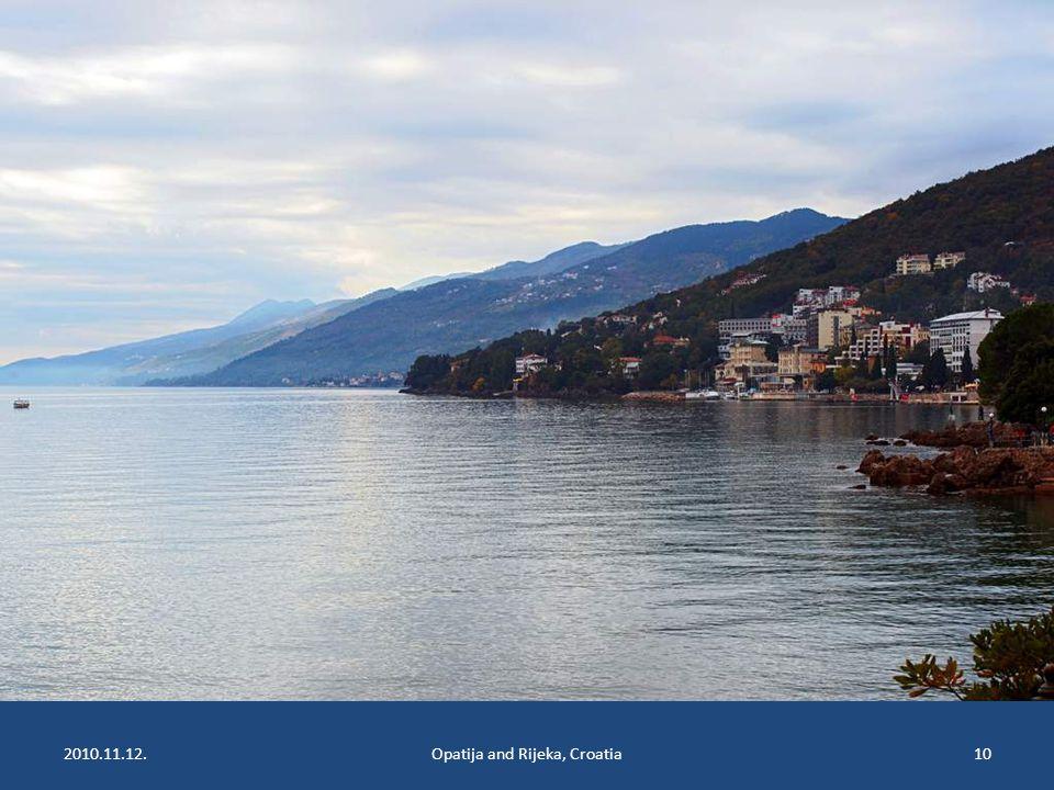 2010.11.12.Opatija and Rijeka, Croatia9