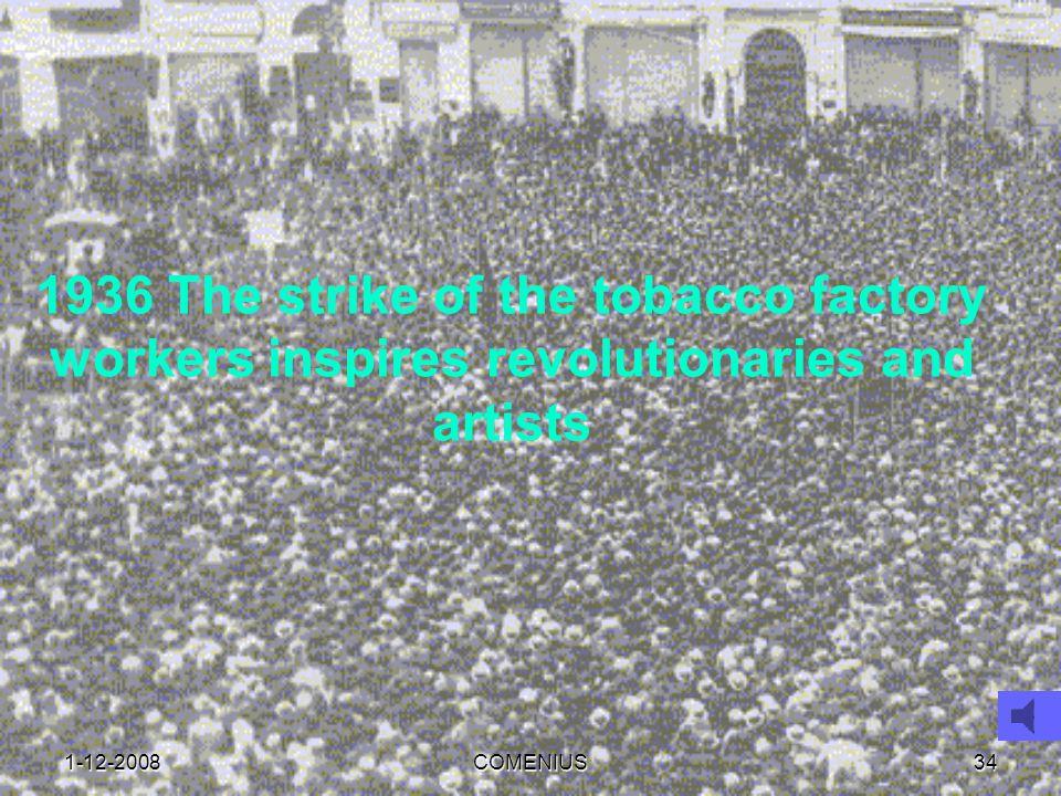 1-12-2008COMENIUS33 1926 Establishment of Aristotelean University of Greece