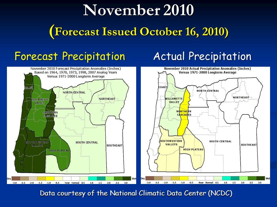 February 2012 Forecast (Based on 1972, 1975, 1990, 2000, & 2009) Near to above normal precipitation.