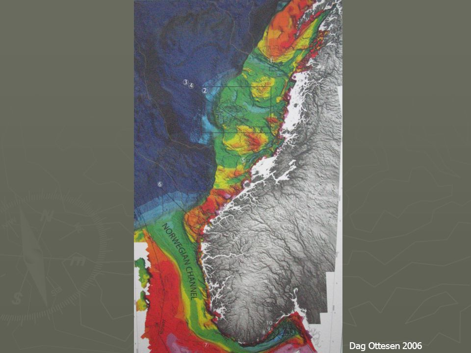 ► Debris flows and debris avalanches off Canary Islands
