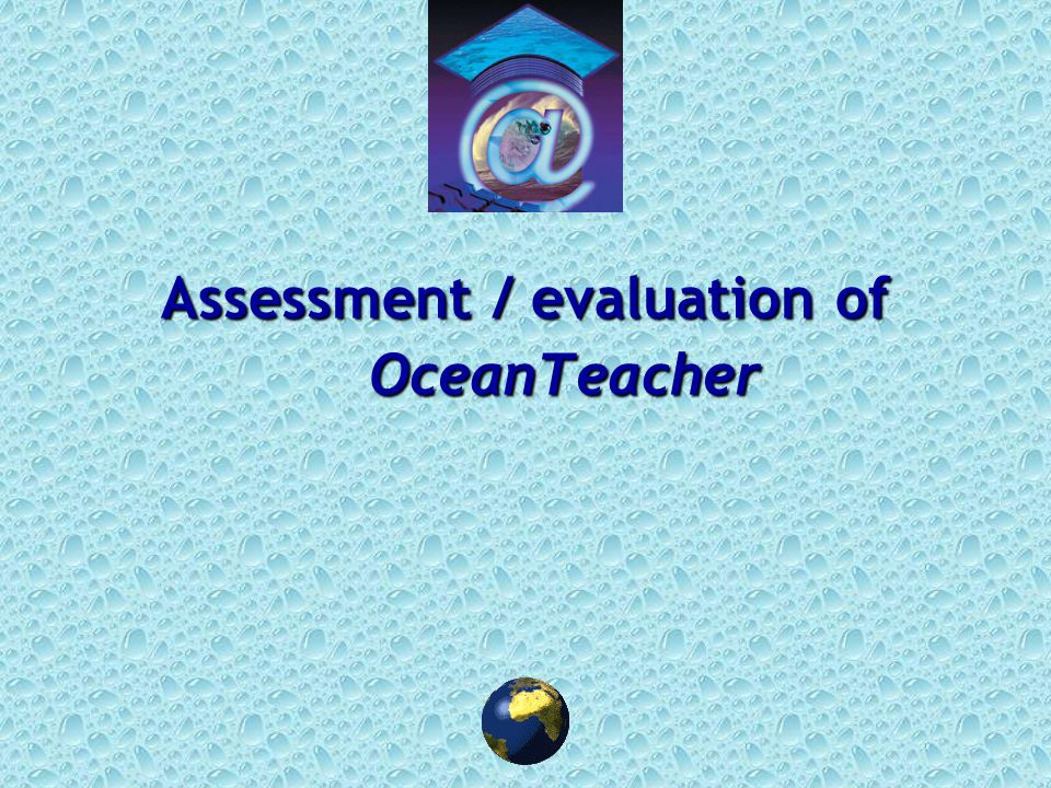 41 Further development of OceanTeacher Findings up to now, regarding a transition to a contents management system:Findings up to now, regarding a transition to a contents management system: »Import is complicated, due to size and complexity of the contents.