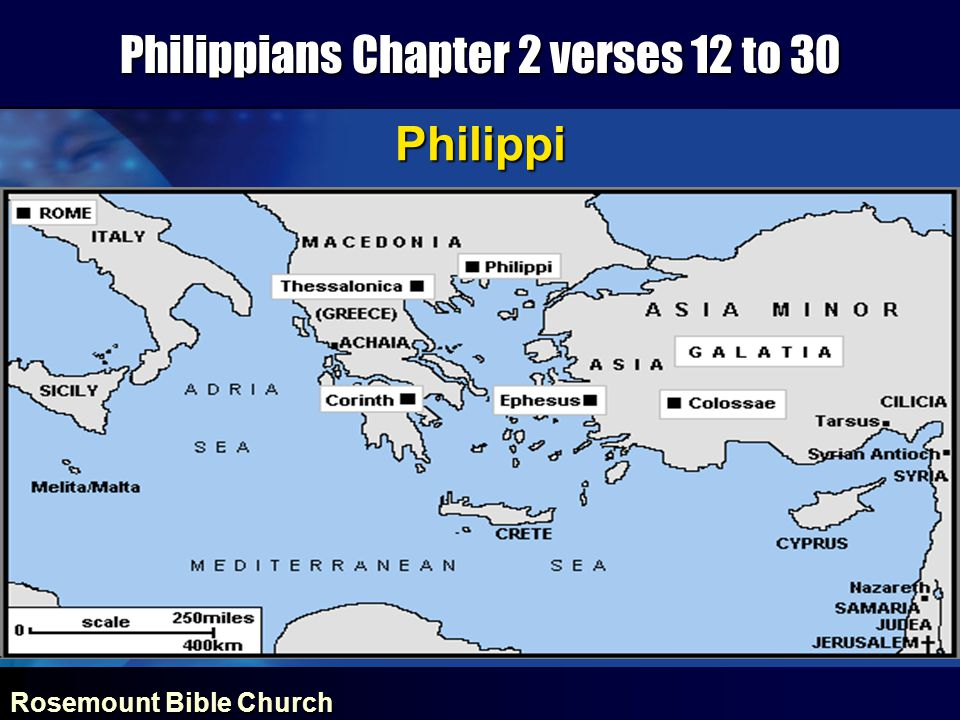 Rosemount Bible Church Philippians Chapter 2 verses 12 to 30 A shining star or a dense black hole 8 Live as children of light 9 (for the fruit of the light consists in all goodness, righteousness and truth) 10 and find out what pleases the Lord.