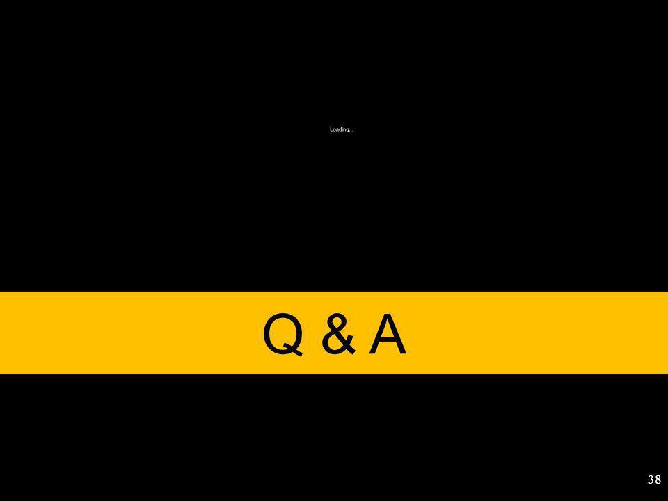 38 Q & A
