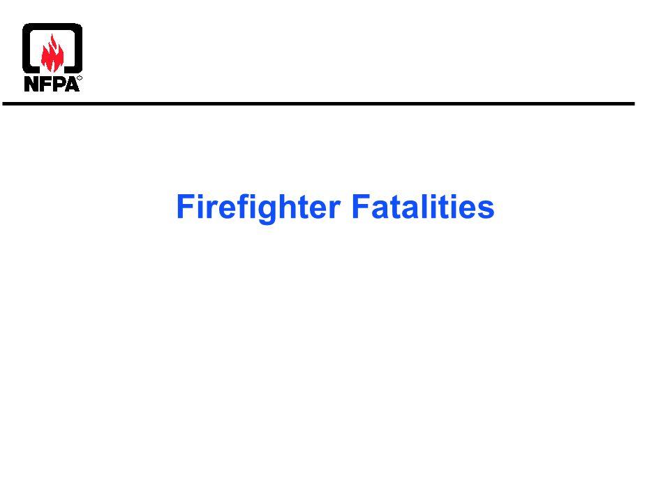 Firefighter Fatalities