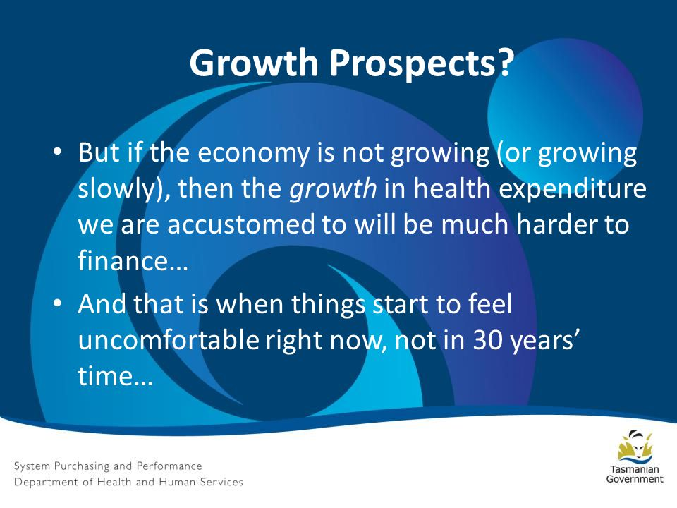 Growth Prospects.