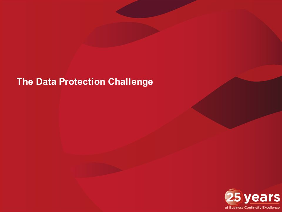 The Data Protection Challenge