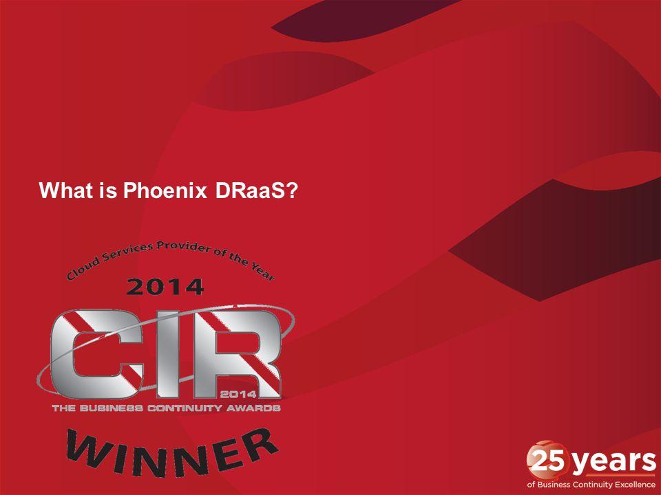 What is Phoenix DRaaS