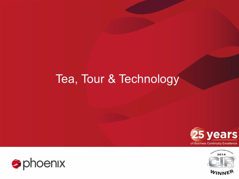 Tea, Tour & Technology