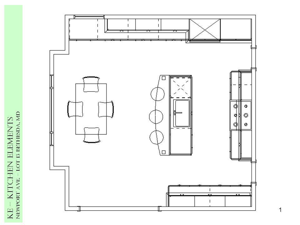 1 Ke – Kitchen Elements Newport Ave. – Lot 13 Bethesda, MD