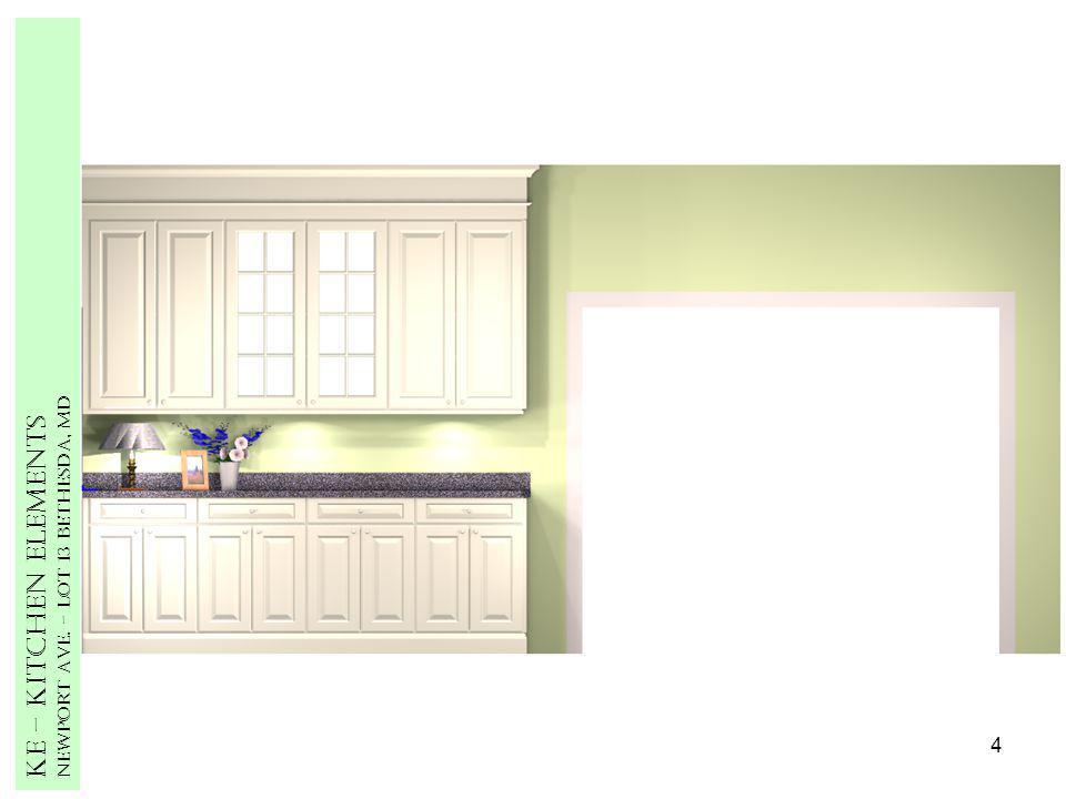 4 Ke – Kitchen Elements Newport Ave. – Lot 13 Bethesda, MD