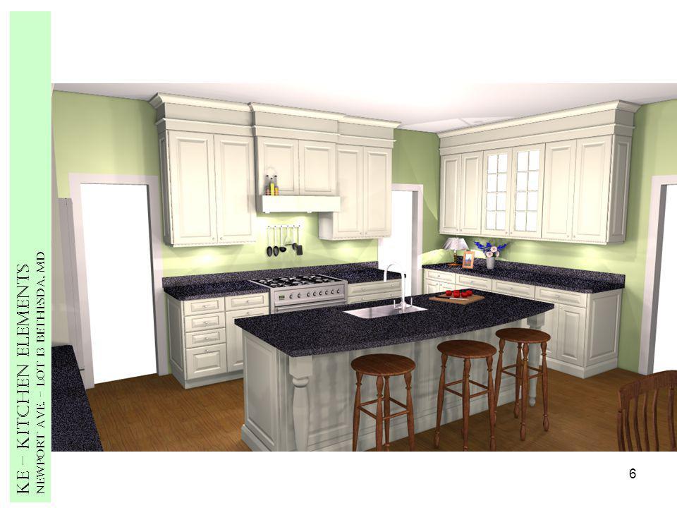 6 Ke – Kitchen Elements Newport Ave. – Lot 13 Bethesda, MD