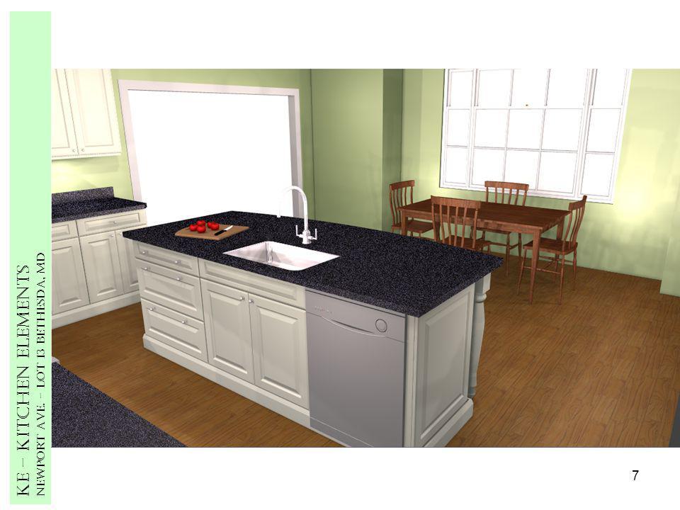7 Ke – Kitchen Elements Newport Ave. – Lot 13 Bethesda, MD