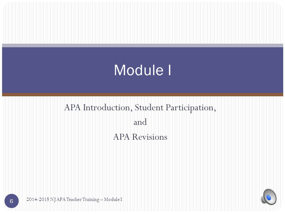 Module Topics: Suggested Agenda (continued) Sample Entries and Administrative Topics Module XI: Sample Entries Module XII: Proficiency Levels, Score Reports, Administrative Topics and Dynamic Learning Maps Overview Reminder that these modules are available throughout the year to view as a refresher.
