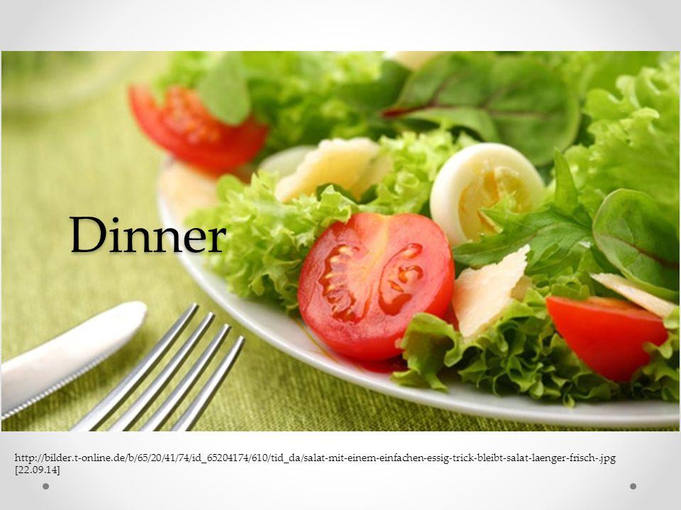 Dinner http://bilder.t-online.de/b/65/20/41/74/id_65204174/610/tid_da/salat-mit-einem-einfachen-essig-trick-bleibt-salat-laenger-frisch-.jpg [22.09.14]