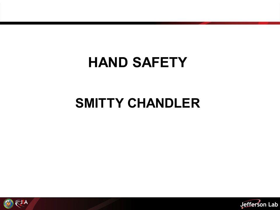 HAND SAFETY SMITTY CHANDLER